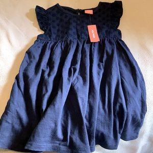 ⭐️NEW⭐️Navy dress for toddler